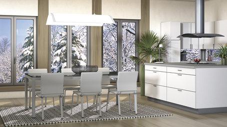 Serramenti alluminio, Infissi alluminio, Finestre alluminio,