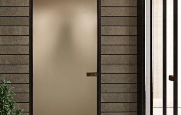 Porte a vetro e pareti vetrate - Bergamo